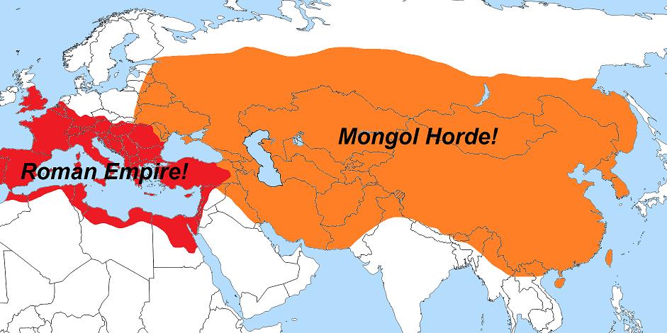 Imperiul mongol