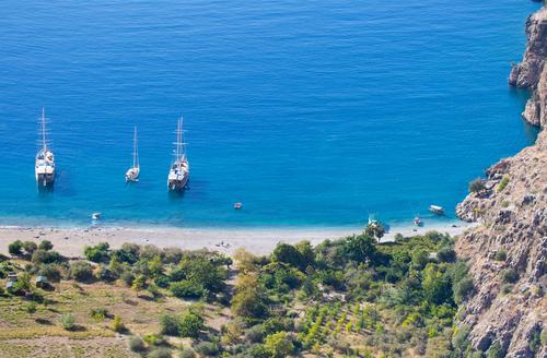 plaje Turcia