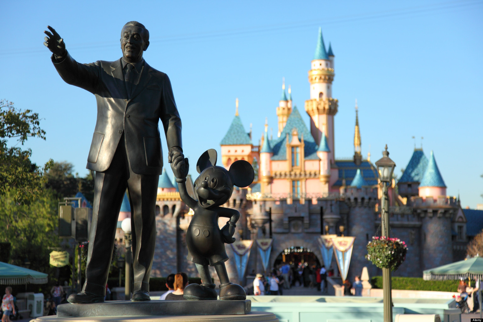 parcul Disneyland