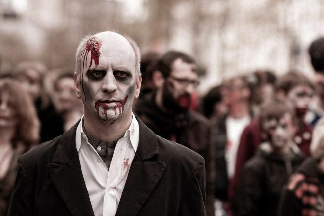 zombie-creier